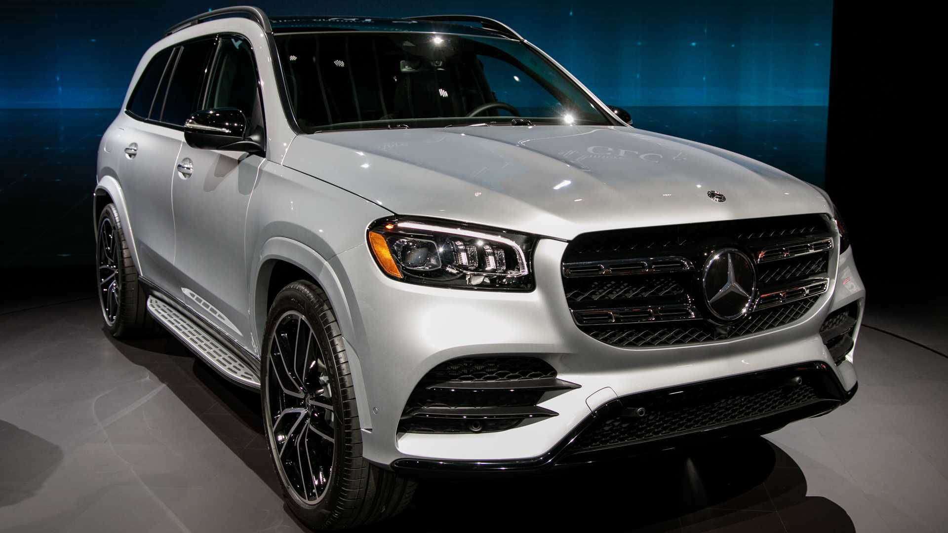Every Mercedes Amg Will Be A Hybrid Of Sorts From 2021 Benz Suv