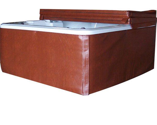 Spa Insulating Jacket Hot Tub Hot Tub Cover Hot Tub Pergola