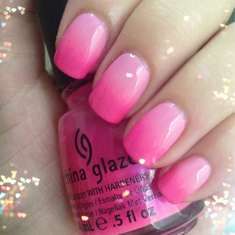Pin By Ashley Glendye On Nail Ideas Ombre Nails Pink Ombre Nails Light Pink Nails