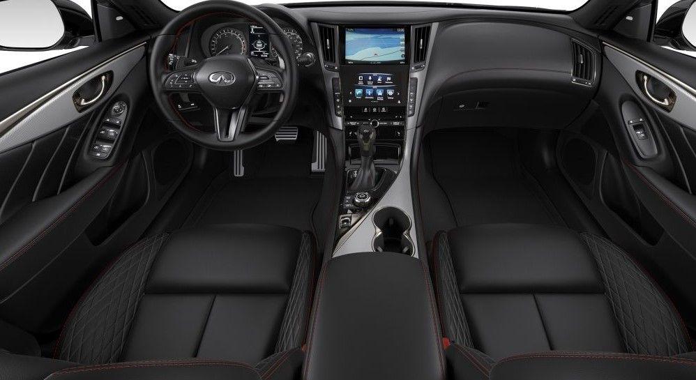 Infiniti Q50 2020 interior Infiniti q50, Infiniti q50