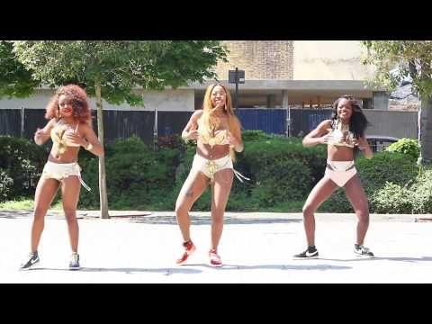 Ezinne Asinugo (CEO Dancer) - Awilo Longomba - BUNDELELE