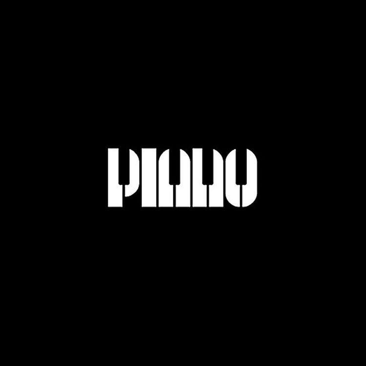 piano logo idea design made by unknown designer