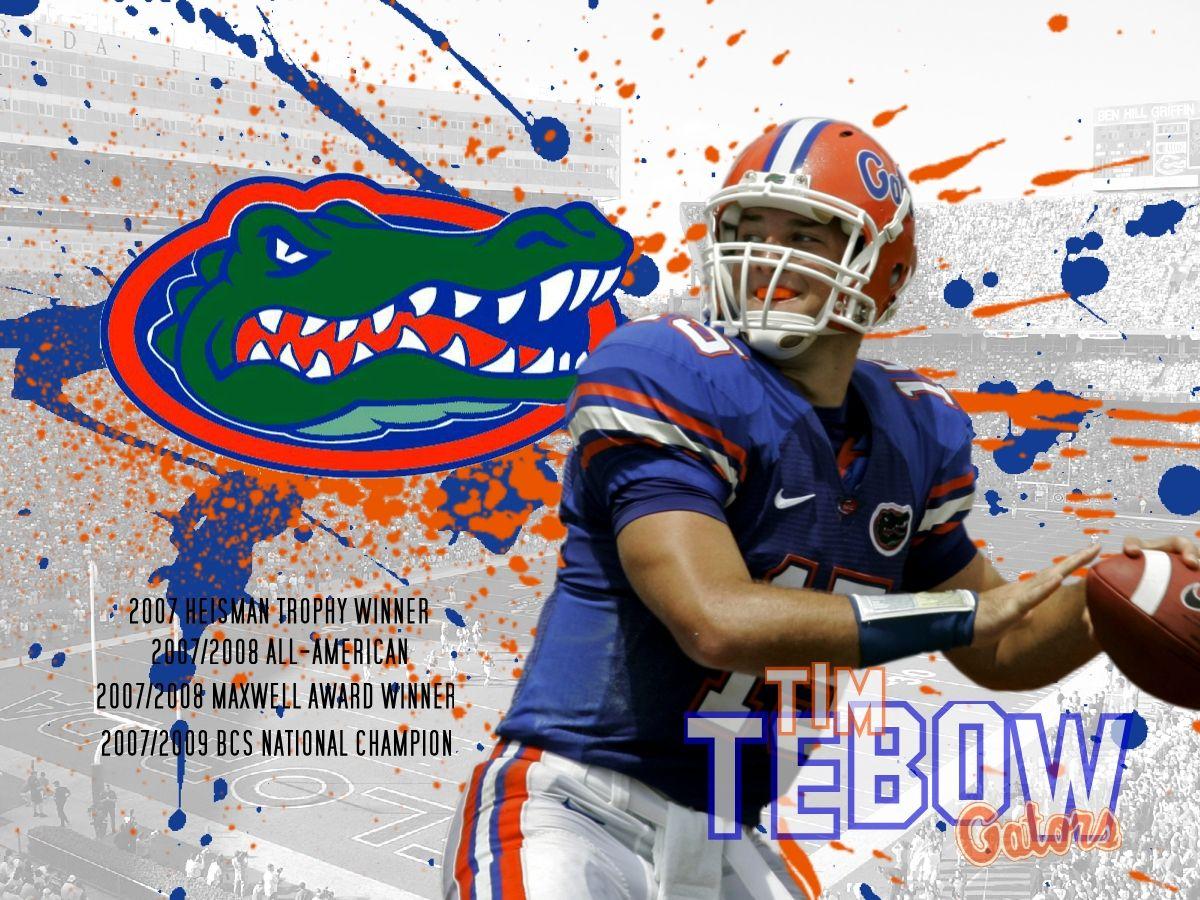 Tebow wallpaper tebowlicious pinterest tim tebow - Florida gators background ...