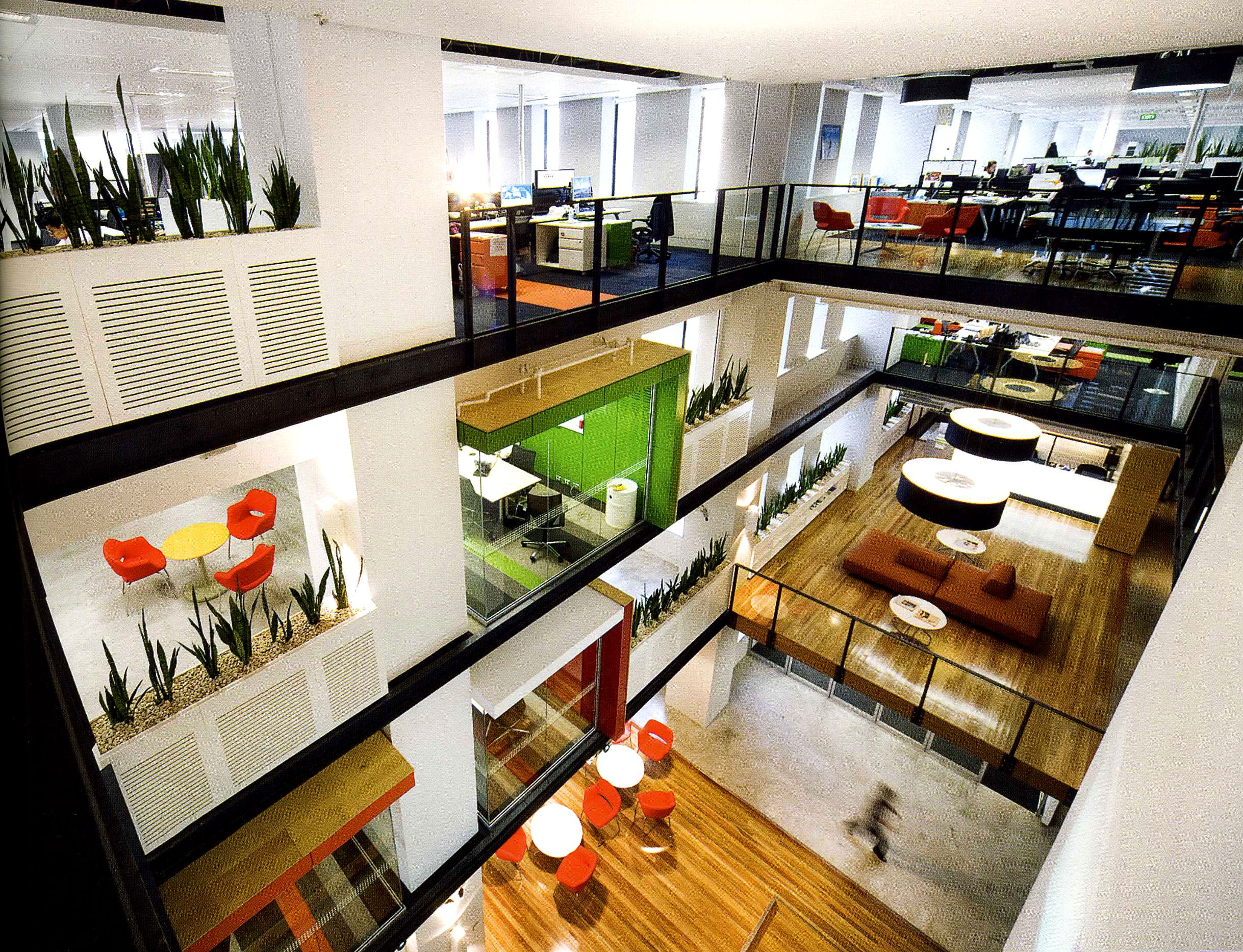 sydney google office. Minter Ellison Sydney Office - Google Search