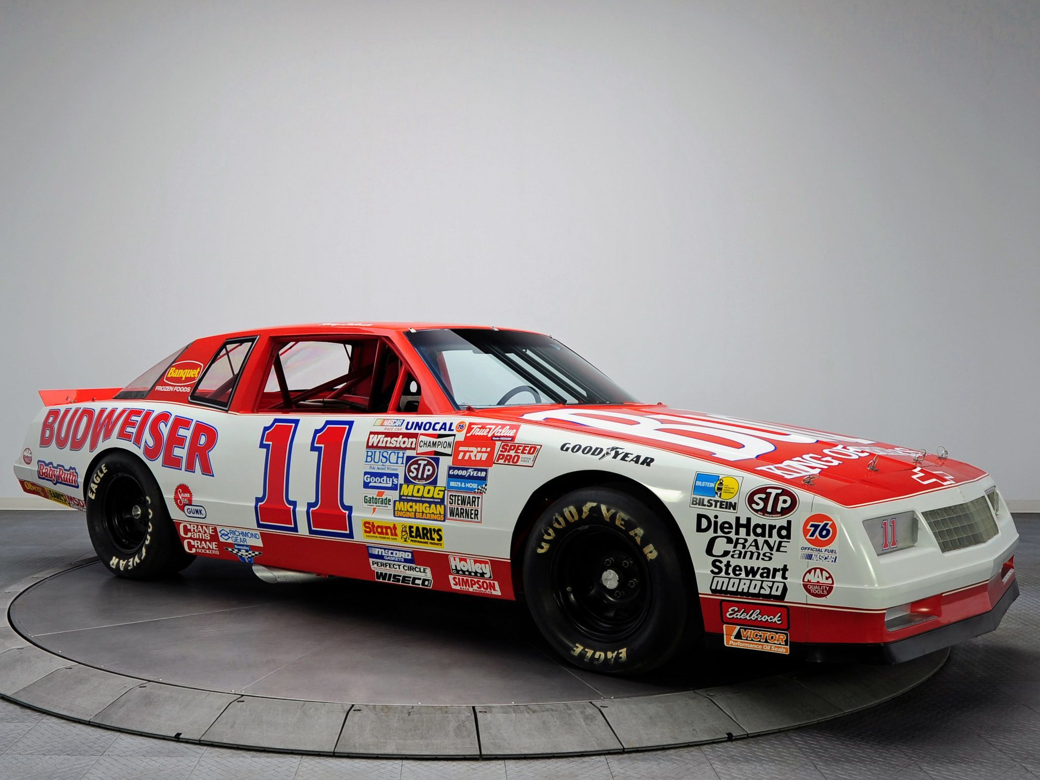 1988 Chevrolet Monte Carlo SS NASCAR Race Car | Autosport ...
