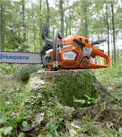 Basic tips on how to use a chainsaw safety tips to protect you from injury.