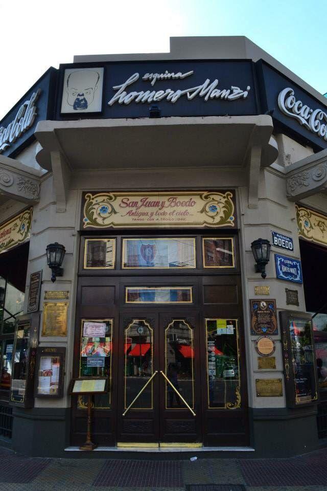 Café Homero Manzi
