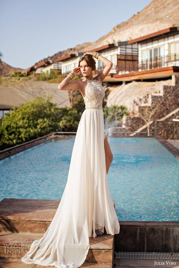 9465d4e64 julie vino bridal spring 2014 eden wedding dress -- Julie Vino Spring 2014  Wedding Dresses