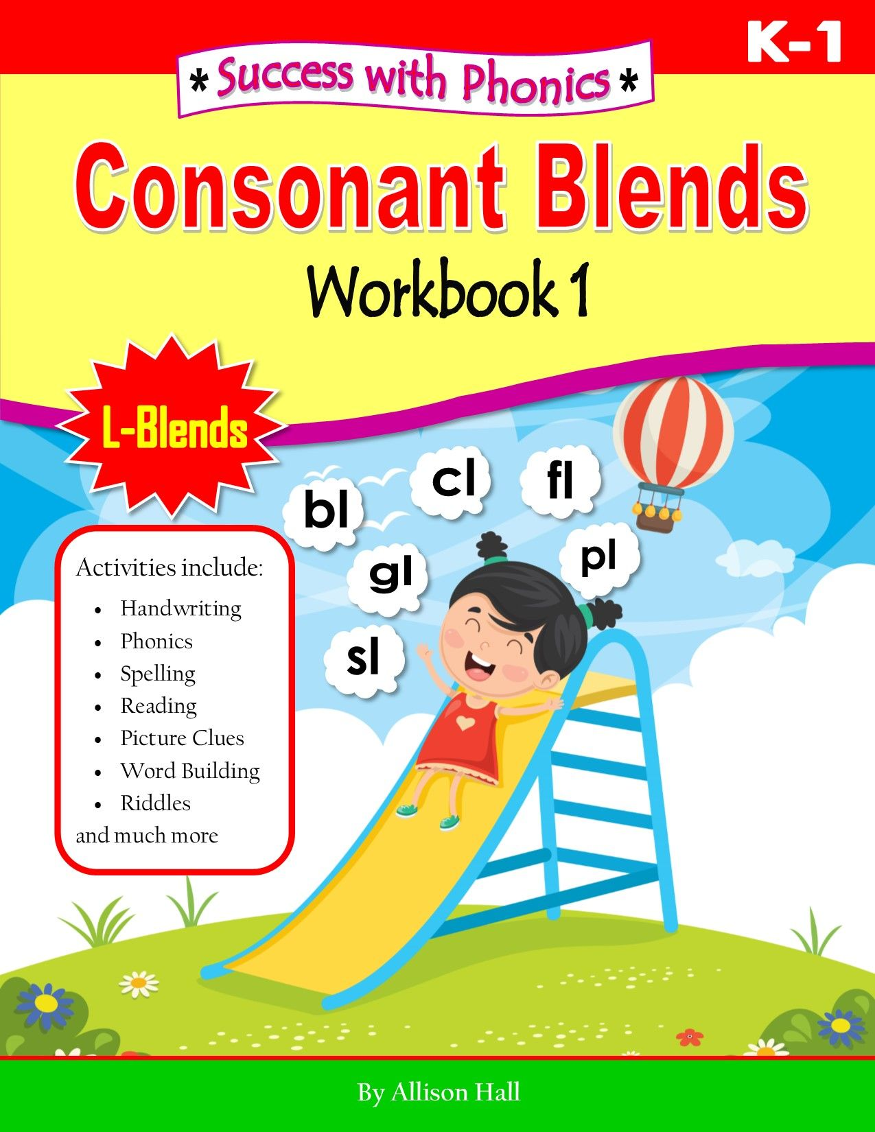 Consonant Blends L Blends