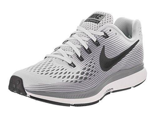 Nike Women s Air Zoom Pegasus 34 Running Shoe PURE PLATIN... https ... 98f43fa76