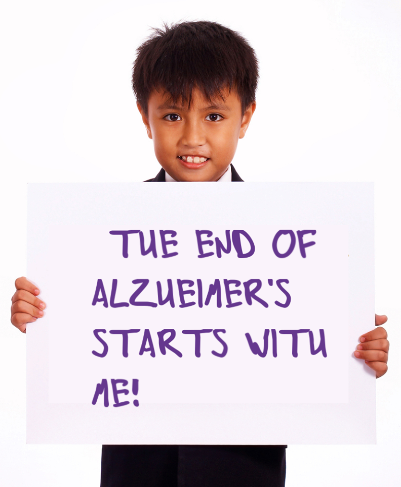 Everyone is at risk for developing Alzheimer's, even you!
