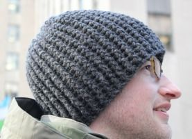 free crochet pattern for thick warm textured hat  db4f8905d5f