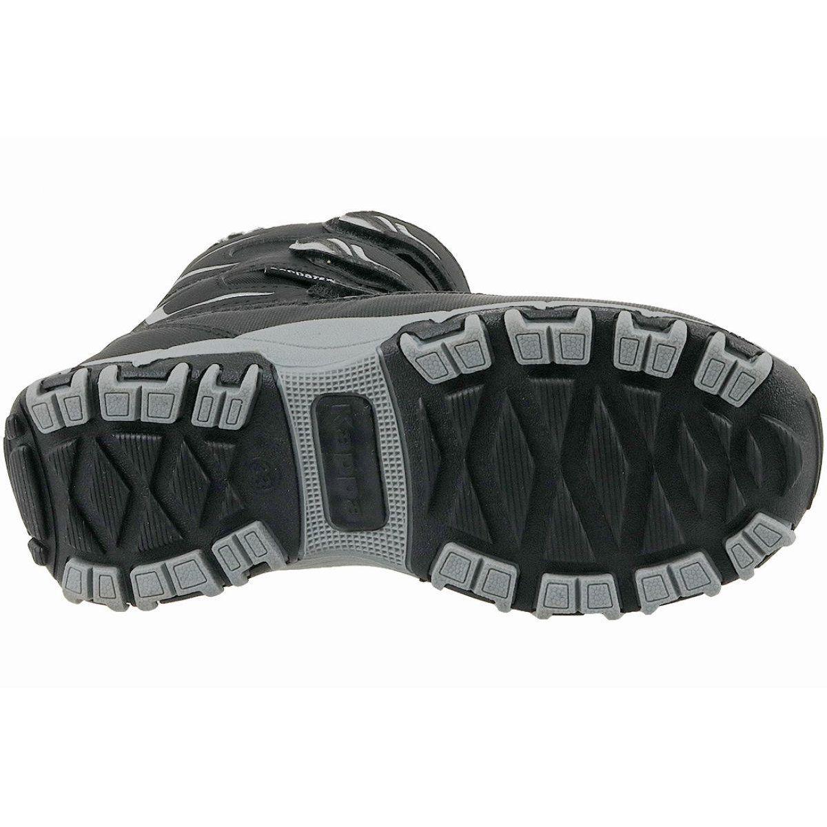 Buty Sportowe Dzieciece Dla Dzieci Innamarka Buty Zimowe Kappa Great Tex Jr 260558k 1115 Czarne Winter Boots Warm Winter Boots Kid Shoes
