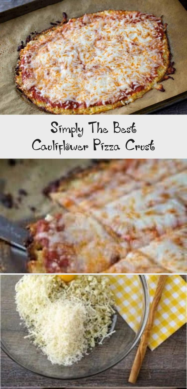 Simply The Best Cauliflower Pizza Crust Jennifer Fishkind Princess Pinky Girl You saved to WantNeedLove 44k Cauliflower pizza crustgreat low carb and gluten free option G...