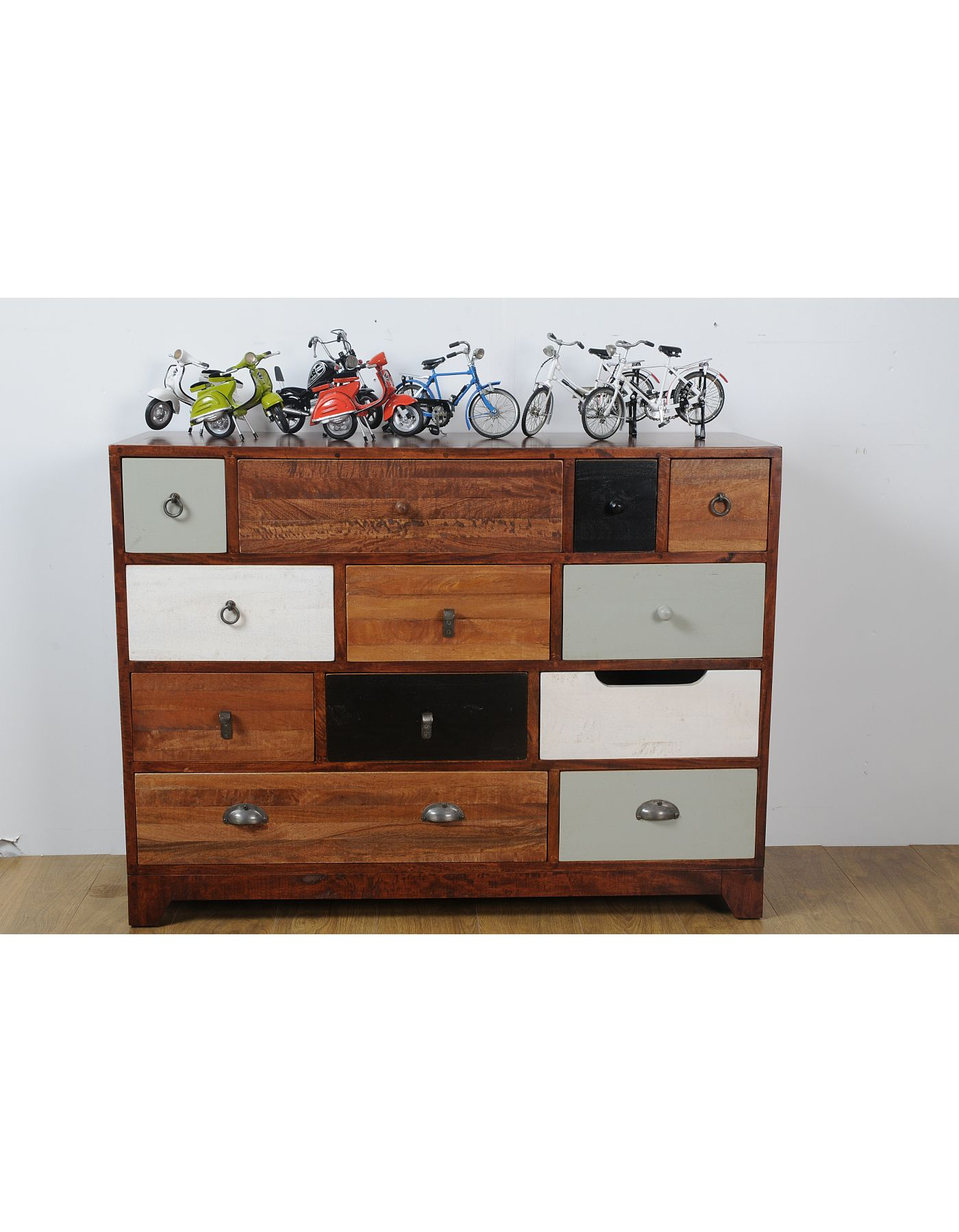 12 Drawer Chest Of Drawers Rye 12 Drawer Chest Of Drawers Multicoloured Chest Of Drawers