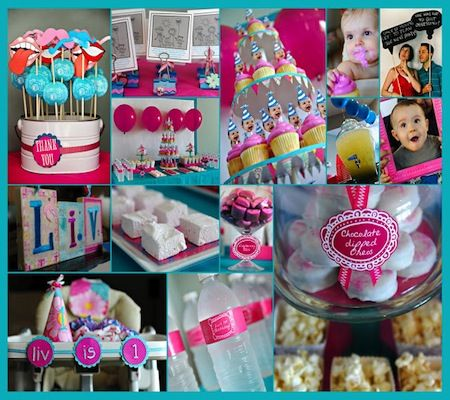 15 Best First Birthday Party Ideas Disney Baby This is adorable