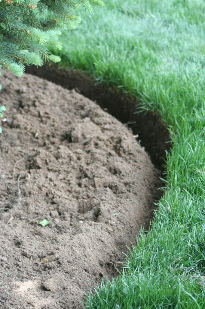 How To Install Plastic Landscape Edging Plastic Landscape Edging Landscape Edging Plastic Garden Edging