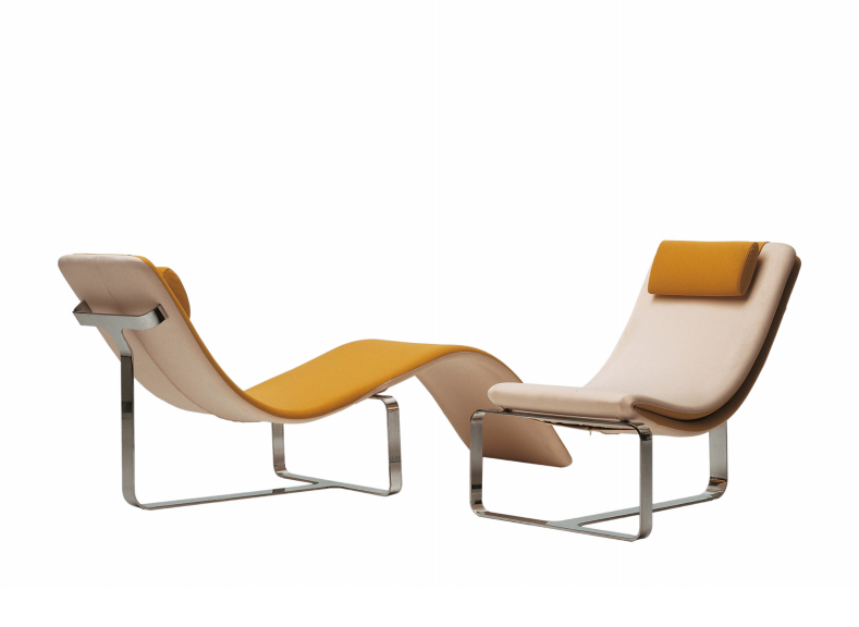 Baleri Italia Flipt Chaise And Lounge Chair