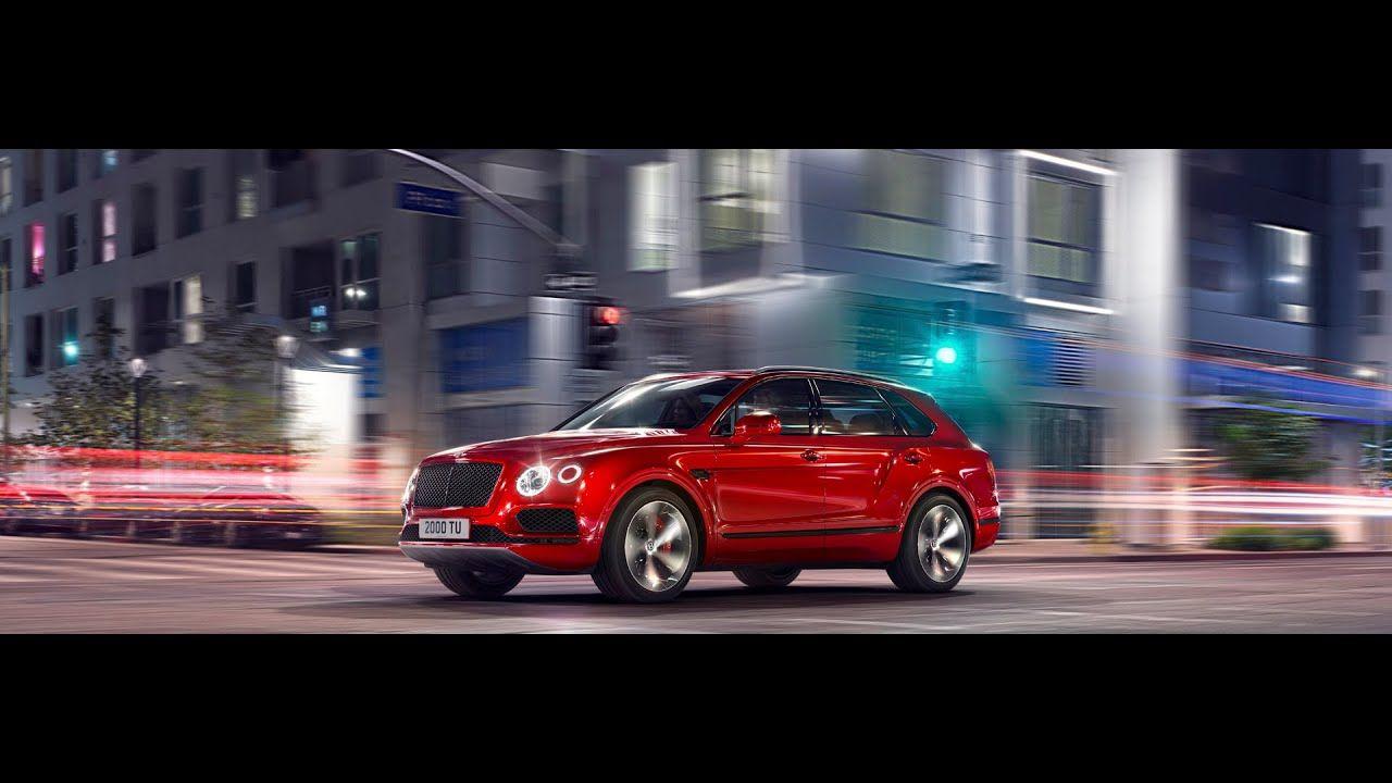 Bentley Bentayga The Ultimate Luxury SUV 2021 in 2020