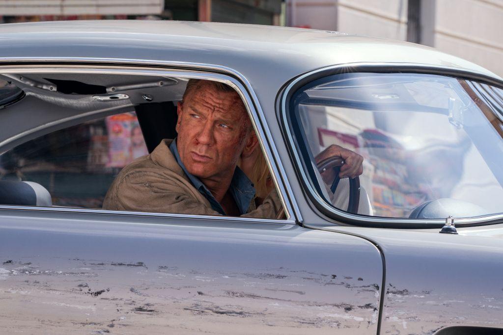 No Time To Die First Trailer Daniel Craig S James Bond Returns