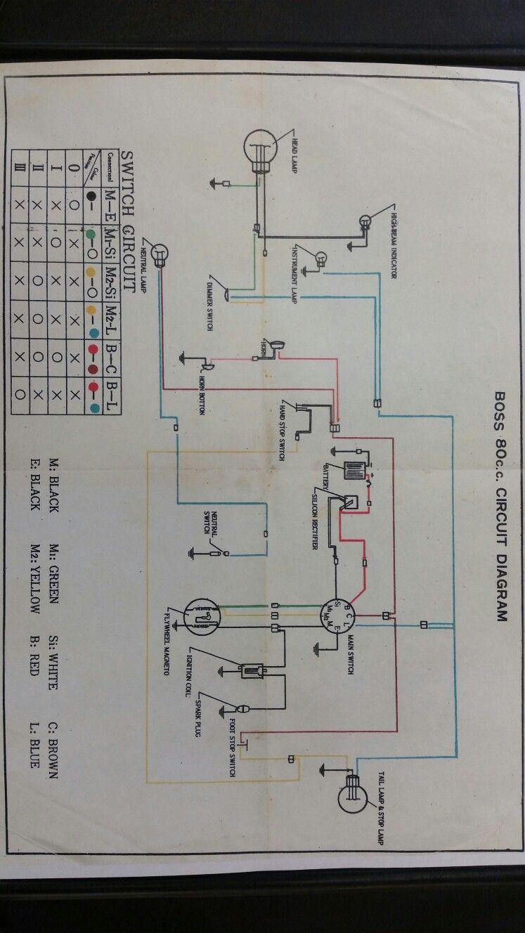 Boss Wiring Diagram