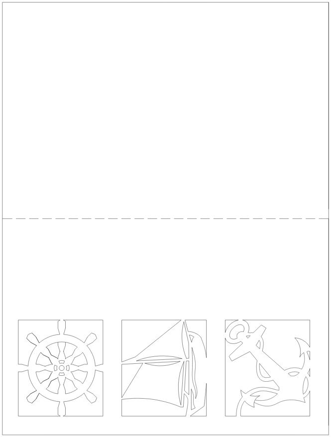 Картинки, открытки к 23 февраля в технике киригами
