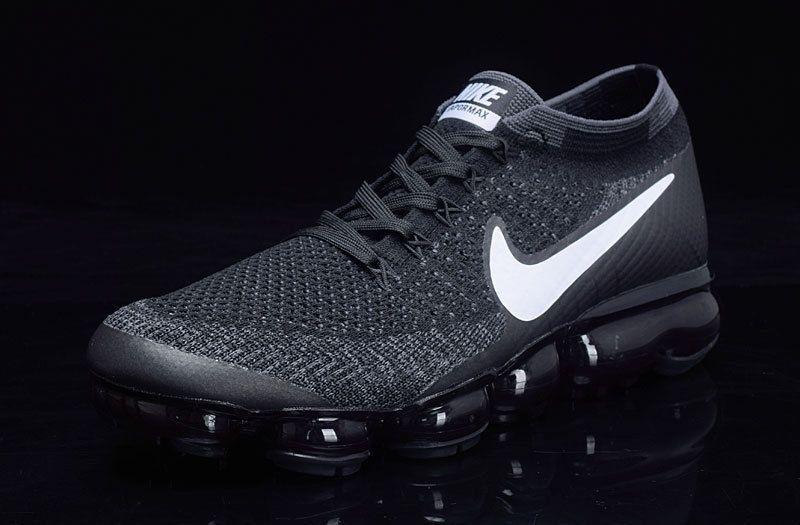 b18ea001c765bb Nike Air Vapormax 2018 Men s (BlkWhi)- Running Shoes Movement ...