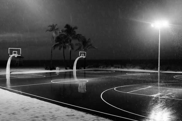 Rain coats the basketball court near the beach inFort Lauderdale, Florida. Browse all the entries to the 2014Traveler Photo Contest and vote for your favorites»