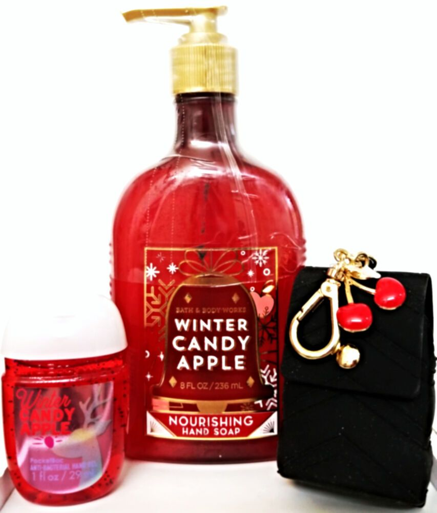 Bath And Body Works Winter Candy Apple Hand Soap Pocketbac