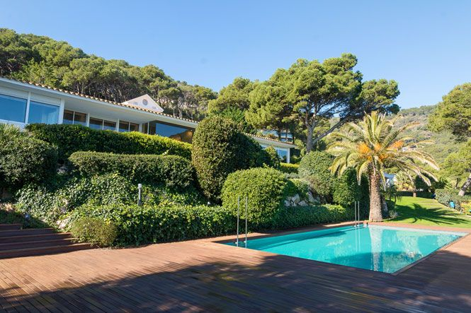 location villas luxe costa brava