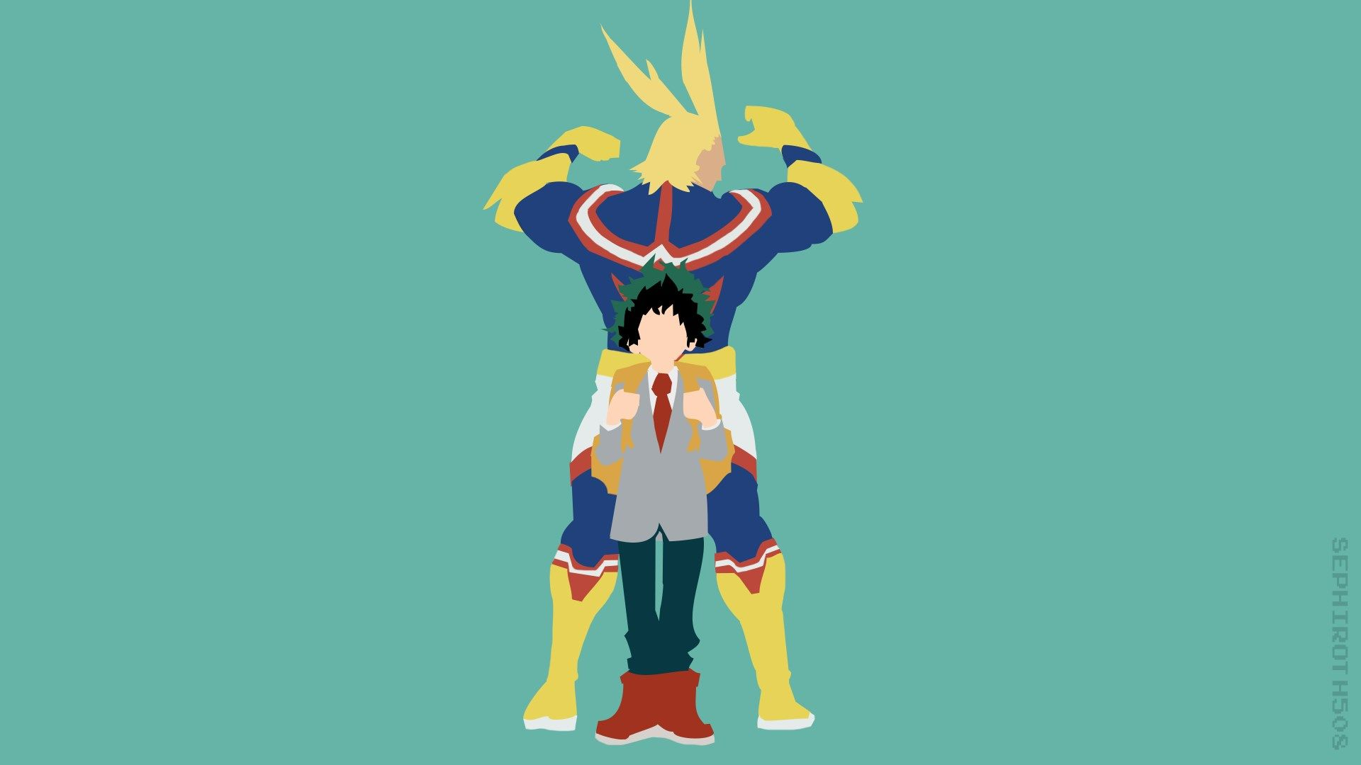 2017 03 09 Boku No Hero Academia Wallpaper Full Hd Backgrounds