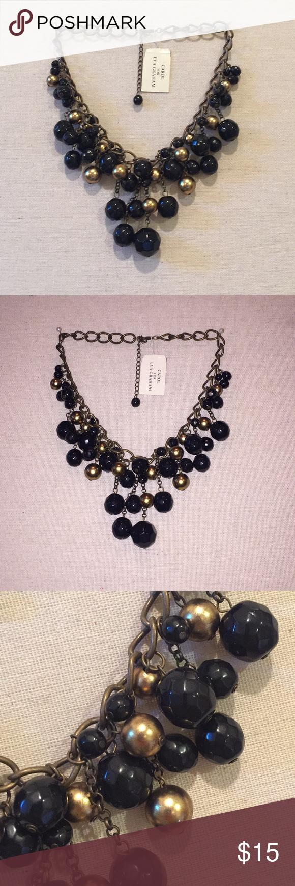 foto de Statement necklace from Carol for Eva Graham Stunning