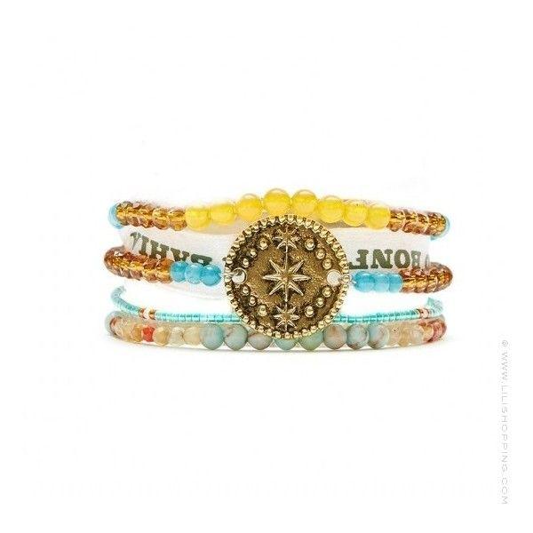 Hipanema Ministar bracelet : ❤️❤️❤️