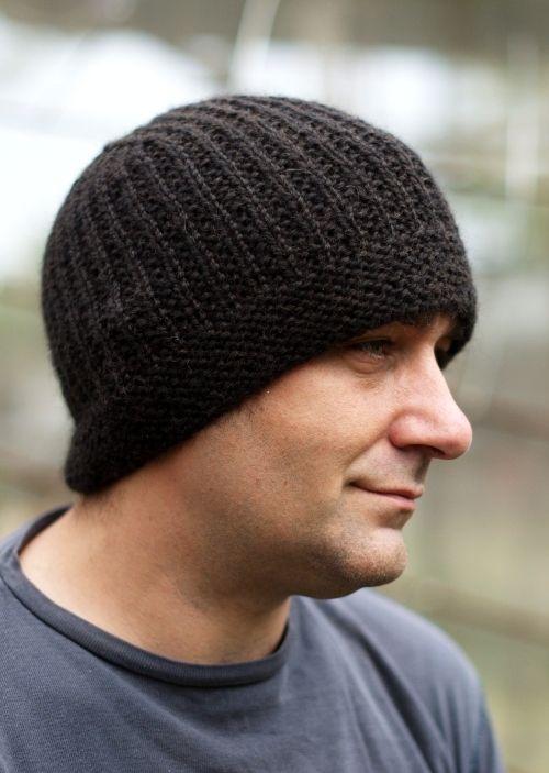 Woolly Wormhead - Geko Beanie - knitting pattern for reversible Hat ...
