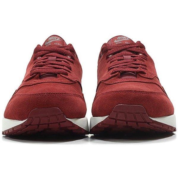 dark red air max
