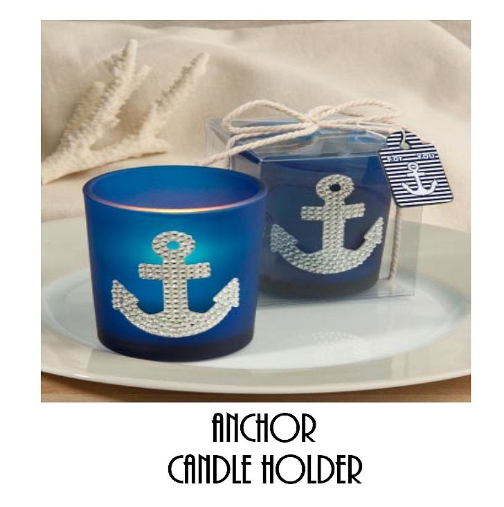 Anchor Candle Holder  Only $6.99