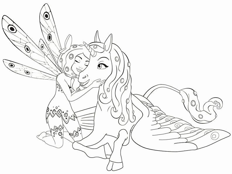 Mia And Me Coloring Page New Mia And Me Ausmalbilder Drucken Templets Pinterest Ausmalbilder Einhorn Zum Ausmalen Ausmalbilder Einhorn