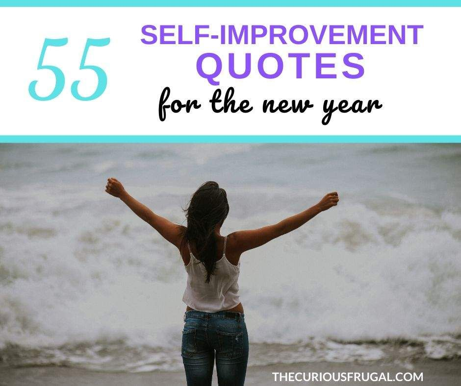 55 of the Best Self-Improvement Quotes for the New Year ...