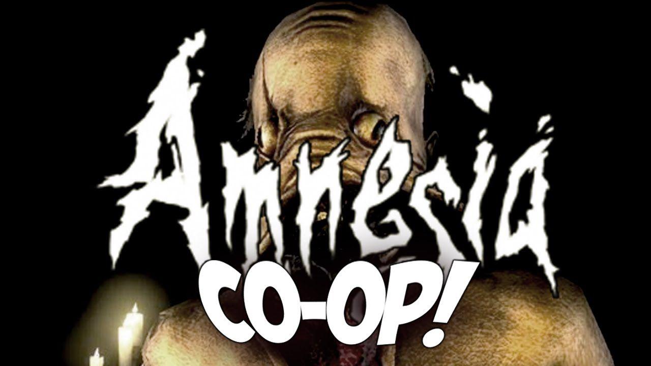 Amnesia Co-op! amnesia is back yayayayay