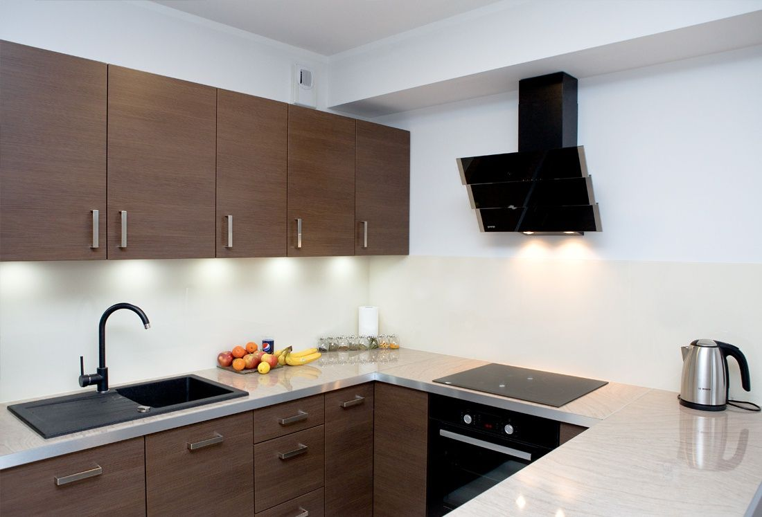 Kuchnia Otwarta Na Salon Darex Szczecin Kitchen Kitchen Cabinets Decor