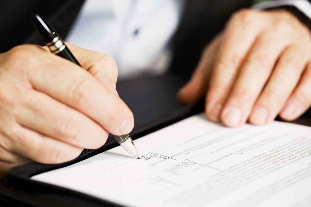 Unbefristeter Arbeitsvertrag Das Bitte Beachten Karriere Arbeit Vertrag