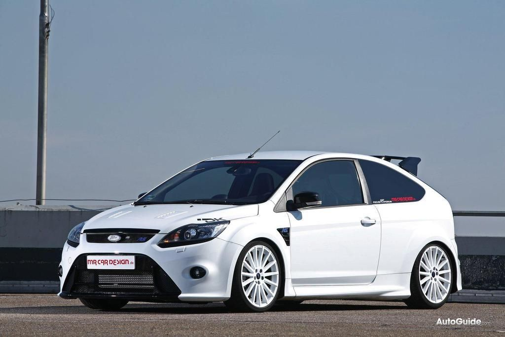 Focus Rs Hp >> Mr Car Design Ford Focus Rs Takes The Hottest Of Hatches To