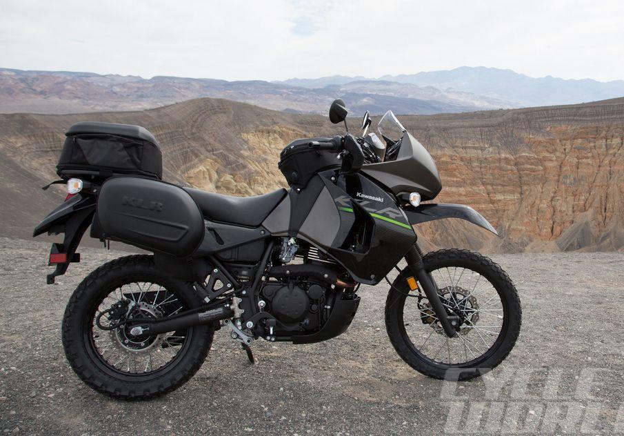 Kawasaki Klr650 New Edition. High on my wish list.