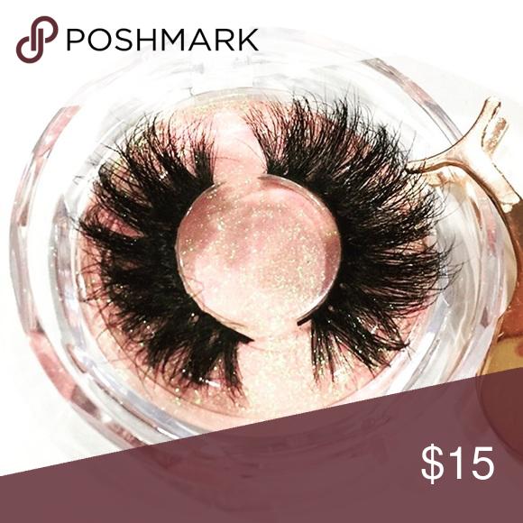 6f596786cf9 25mm Mink Lashes Dramatic , Sassy Yet Classy. Most Popular Makeup False  Eyelashes