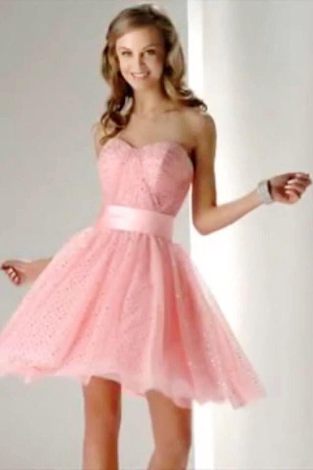 Vestido corto de 15   cosas que me gustaría tener   Pinterest ...