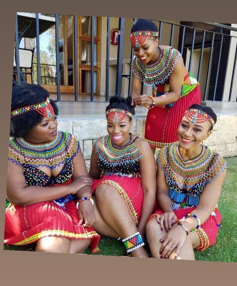 Zulu Woman Stock Photo - Download Image Now - iStock