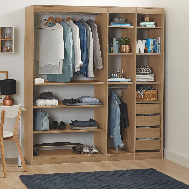 Bedroom Wall Storage Ideas 22 Bedroom Wall Storage Ideas 22