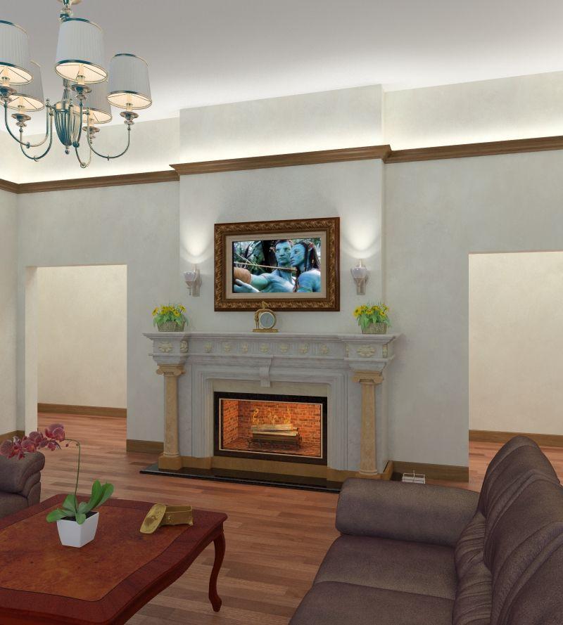 Recessed Tv Google Search Home Home Decor Interior