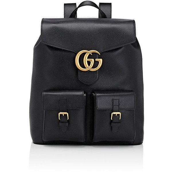 Gucci Men\u0027s GG Marmont Backpack ($2,250) ❤ liked on