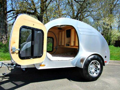 Teardrop Camping Trailers Small Camper Trailers Small Camper